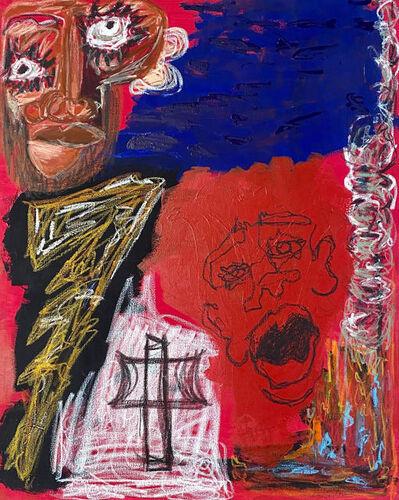Eilen Itzel Mena, 'Shango Smoke', 2020