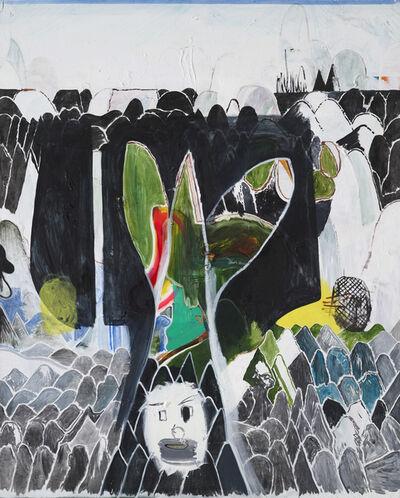 Hyunjin Bek, 'A seminal leaf', 2012