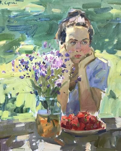 Sergey Kovalenko, 'Strawberries', 2018