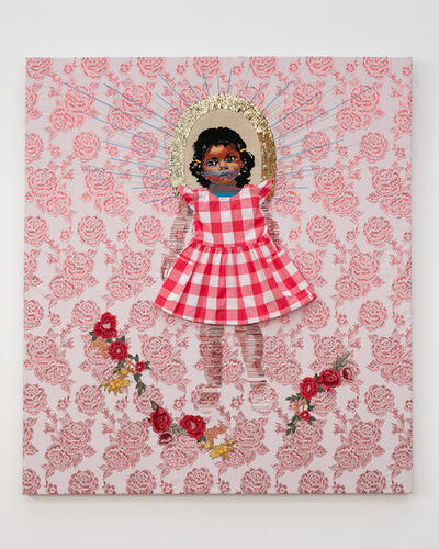 Suchitra Mattai, 'Invisible Girl', 2020