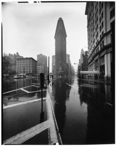 Elliott Erwitt, 'Flat Iron Building', 1969