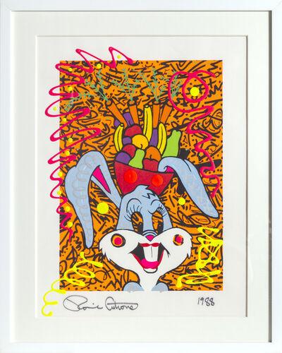 Ronnie Cutrone, 'Bugsy Miranda', 1988