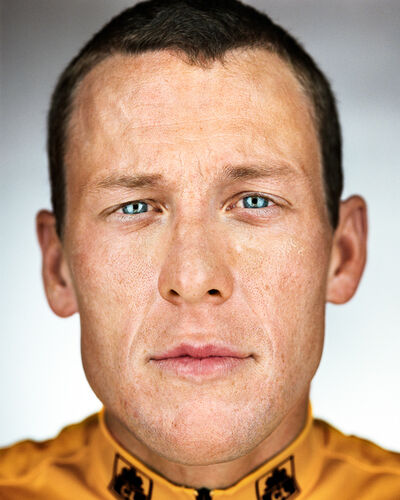 Martin Schoeller, 'Lance Armstrong', 2001
