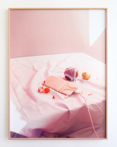 Arvida Byström, 'You'd rather be an iPhone than a woman', 2018