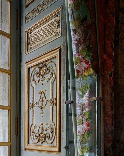 Robert Polidori, 'Boiserie and curtains, Chambre de la Reine, (115) CCE.02.029, Corps Central - 1er étage, Château de Versailles, France', 2007