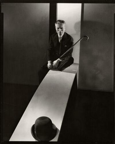 Edward Steichen, 'Charlie Chaplin, Hat Trick #1', 1931