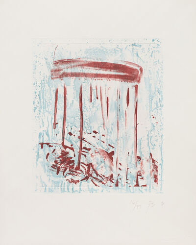 Pat Steir, 'Thursday', 1990-1991