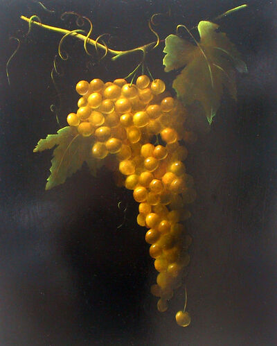 Leslie Exton, 'Grapes '