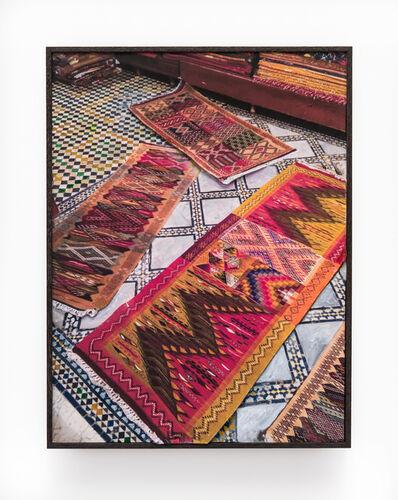 Joseph Seipel, 'Moroccan Rugs (Morocco)', 2018