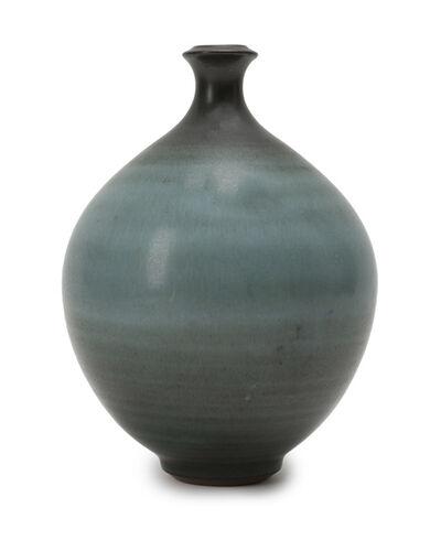 Harrison McIntosh, 'Slender neck vase'