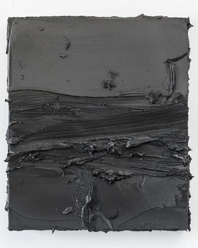 Jason Martin, 'Untitled (Graphite Gray)', 2017