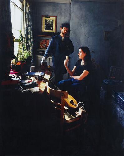 Tom Hunter, 'The Glass of Wine', 1997
