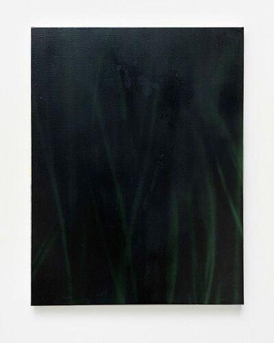 Renato Calaj, 'Black green - pedicels', 2019