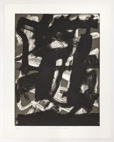 Louise Fishman, 'Tout Suite 9', 2011