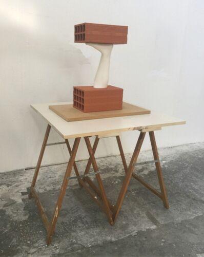 Julião Sarmento, 'One Body Part ', 2017