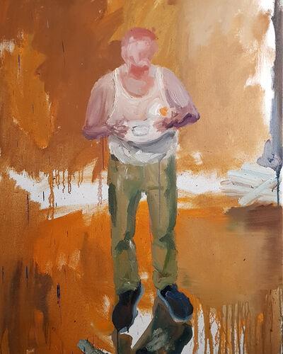 Gerard Waskievitz, 'Ente', 2019