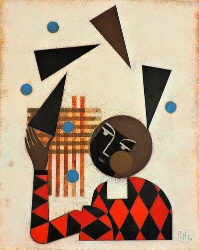 Orlando Boffill, 'Malbarista de la emociones', 2013