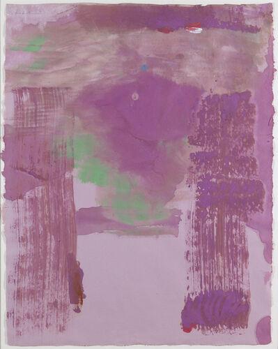Helen Frankenthaler, 'Grenadine', 1976