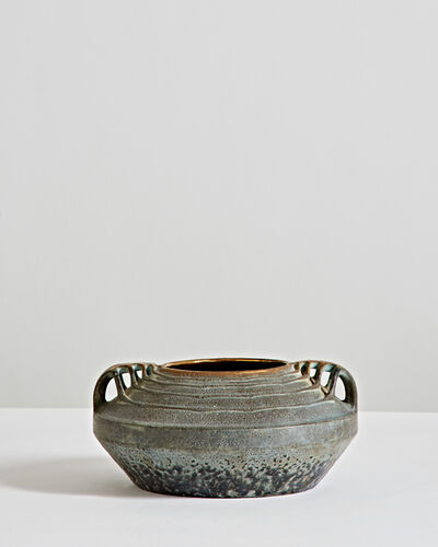 Paul Dachsel, 'Low Bowl', ca. 1905
