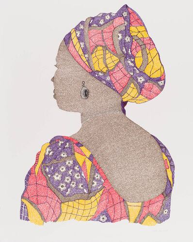 Irene Lees, 'Our Future is Without Boko Haram', 2017