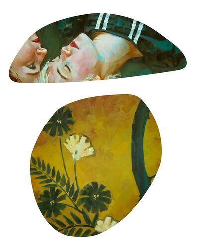 Xenia Hausner, 'The Intelligence of Flowers', 2018