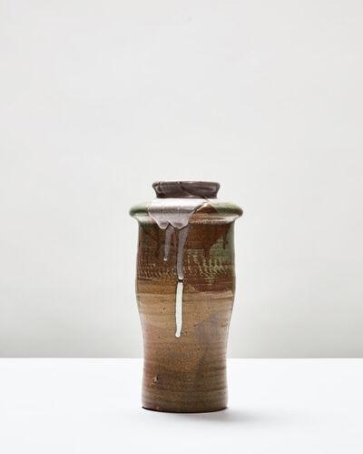 Georges Hoentschel, 'Drip Effect Vase', ca. 1900