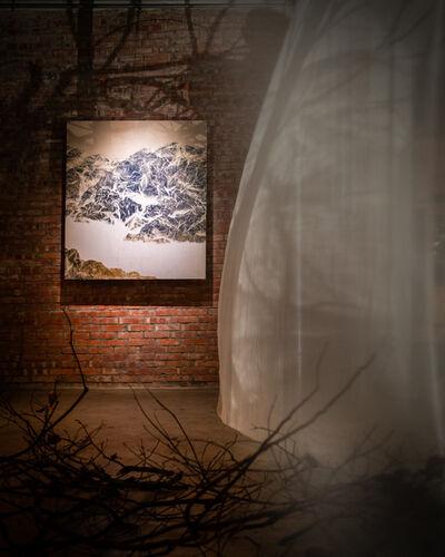 Wu Chi-Tsung, 'Cyano-Collage 054', 2019