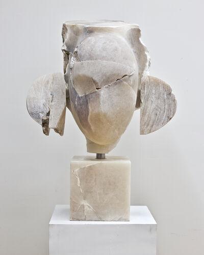 Manolo Valdés, 'Cabeza de Alabastro', 2018