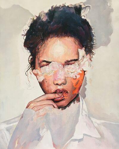Cristian Blanxer, 'Raining Days'