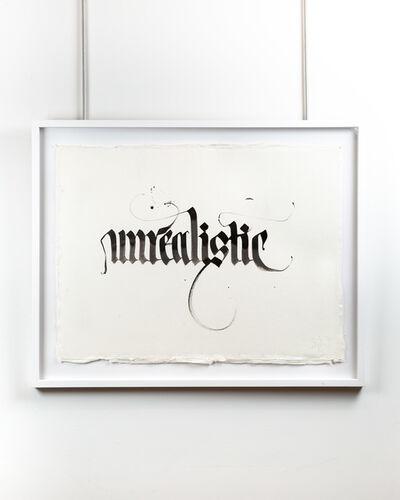 "Niels ""Shoe"" Meulman, 'Unrealistic', 2019"