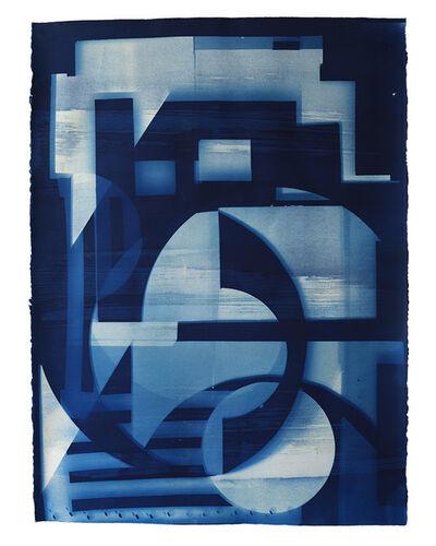 Alejandra Laviada, 'Sculpture Cyanotype #1', 2020