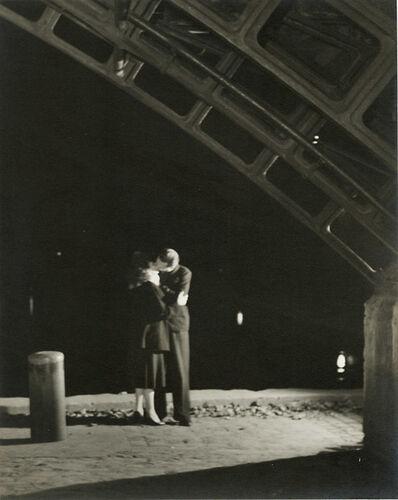 Maurice Georges Chanu, 'Les Enfants qui s'aiment... (Children who Love...)', 1950c