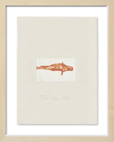 Joseph Beuys, 'Meerengel - Robbe I', 1982