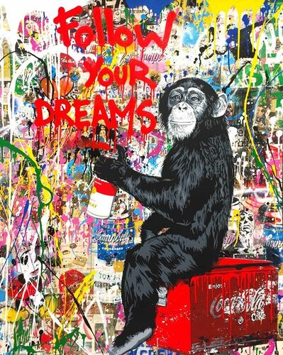 Mr. Brainwash, 'Everyday Life', 2017