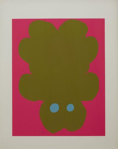 Gary Hume, 'Falling Bear', 1995