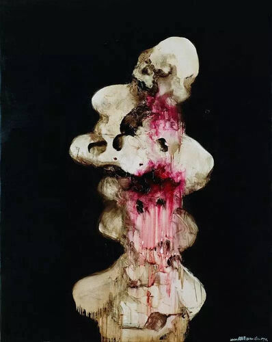 Zhou Chunya 周春芽, 'Taihu Stone 太湖石', 2000