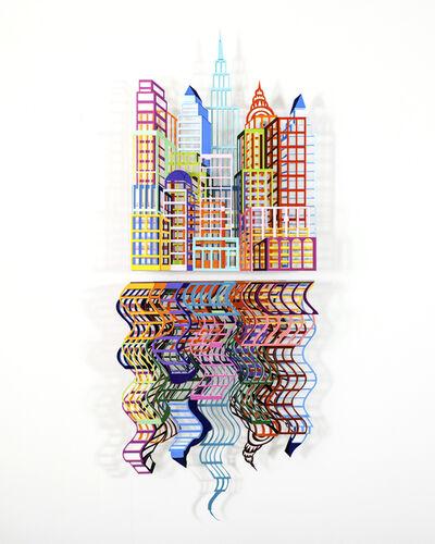 David Kracov, 'Mini Reflections', 2001
