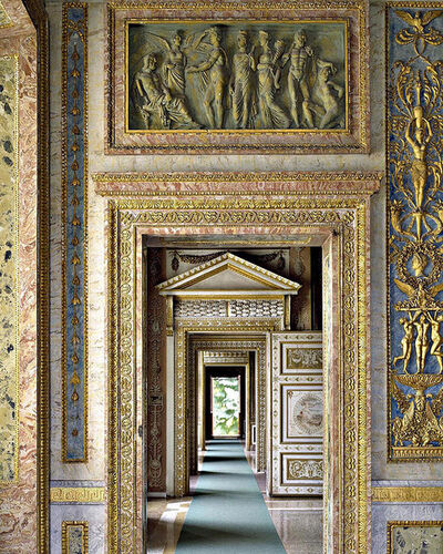 Massimo Listri, 'Palazzo Ducale II, Mantova, Italy', 1996