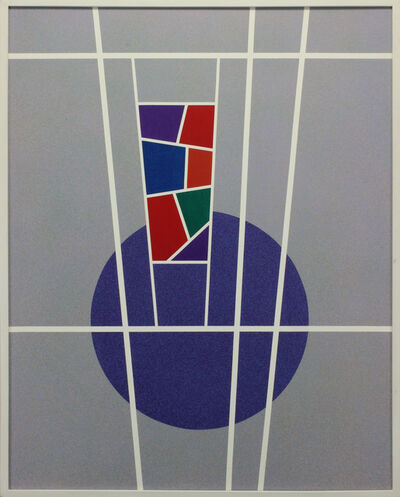 Raymond Jonson, 'Polymer No. 14', 1971