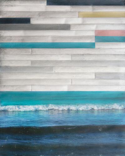 John Folsom, 'Study in Blue XIII', 2020