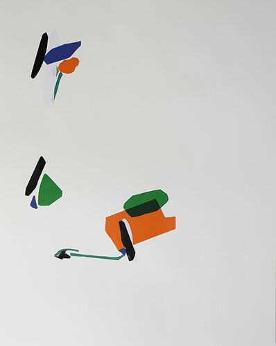 Manuela García, 'Juego 3', 2018