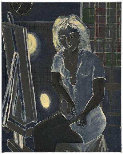 Rosa Loy, 'Back in the studio', 2018