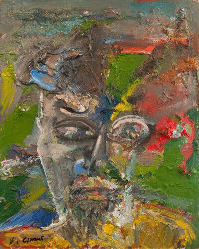 Yehouda Chaki, 'Self-Portrait 1805-w', 2018