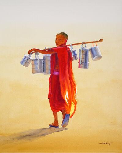 Min Wae Aung, 'Look (2)', 2016