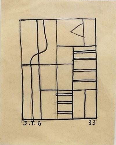 Joaquín Torres-García, 'Untitled', 1933