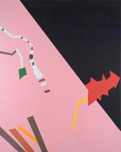 Dorothy Hood, 'Psychic Landscape II', 1985