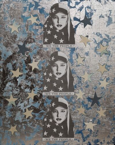 Katherine Kendall, 'Liberty and Justice for All', 2017