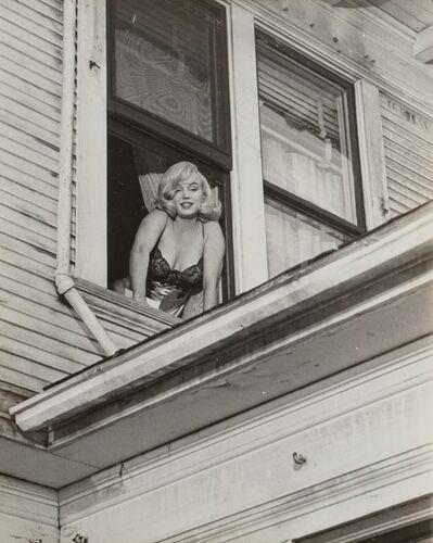 Inge Morath, 'Marilyn Monroe on the set of 'The Misfits'', 1960