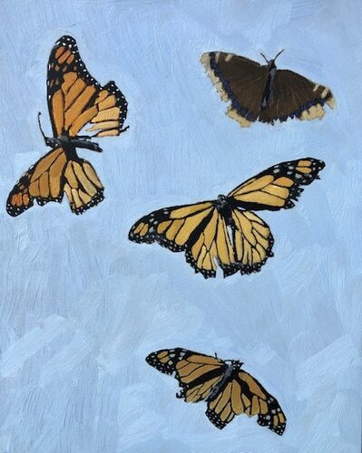William Ciccariello, 'Butterflies I', 2020