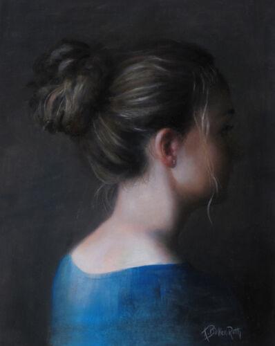 Kelly Birkenruth, 'Portrait in Blue', 2019